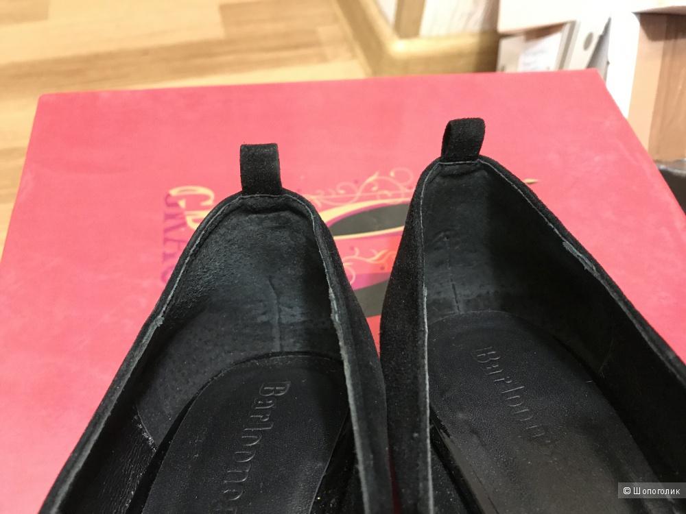 Туфли Barloonea замша натуральная 37 размер