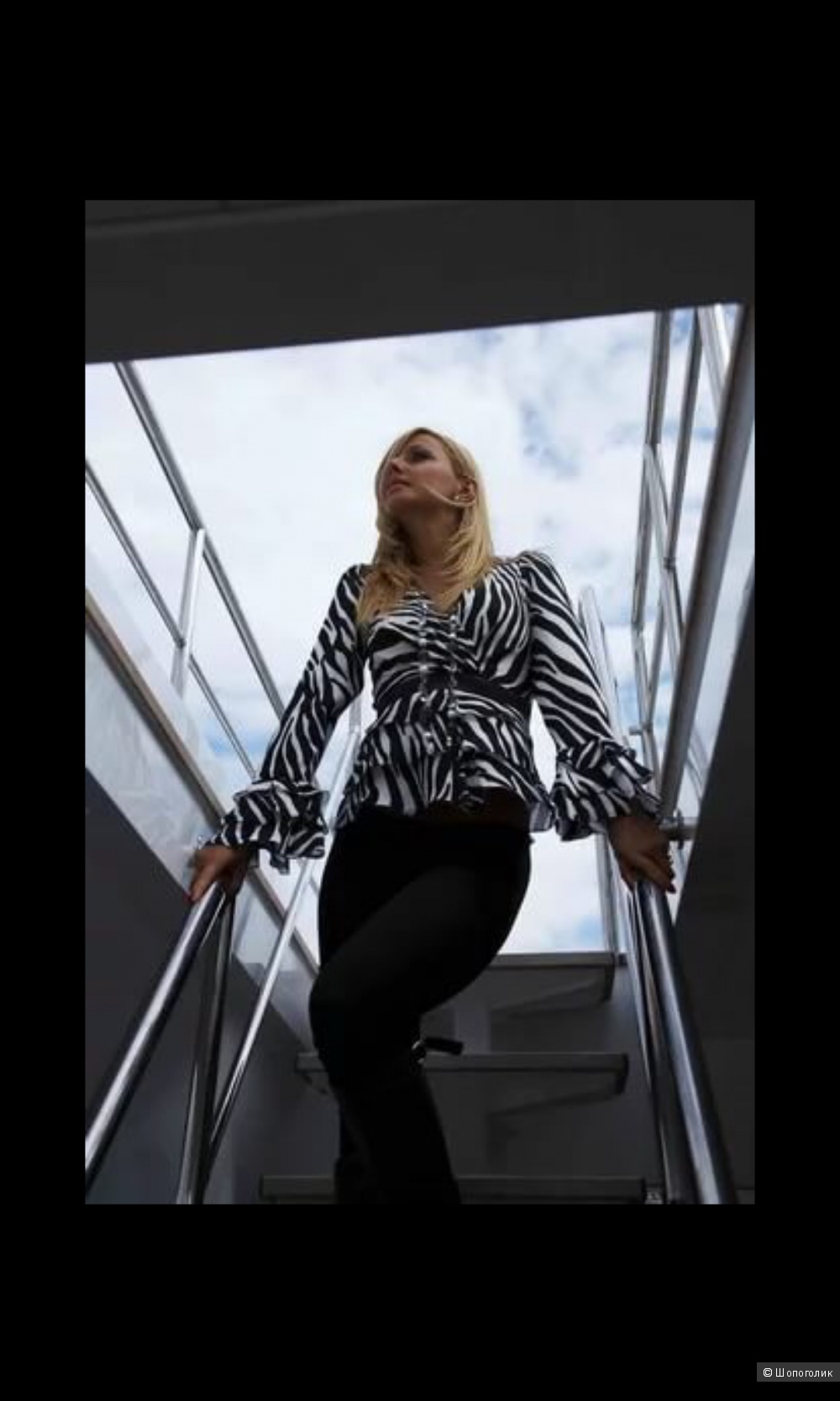 Блуза Climona оригинал размер 42