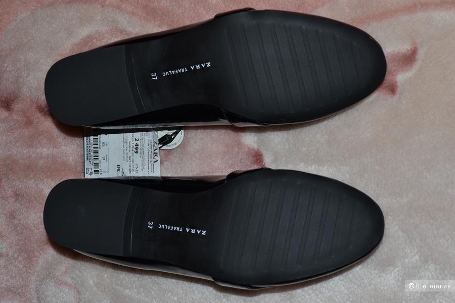 Мокасины Zara, 37 EUR