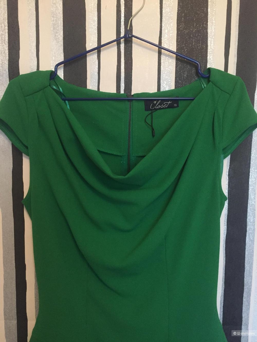 Платье футляр Closet, UK10