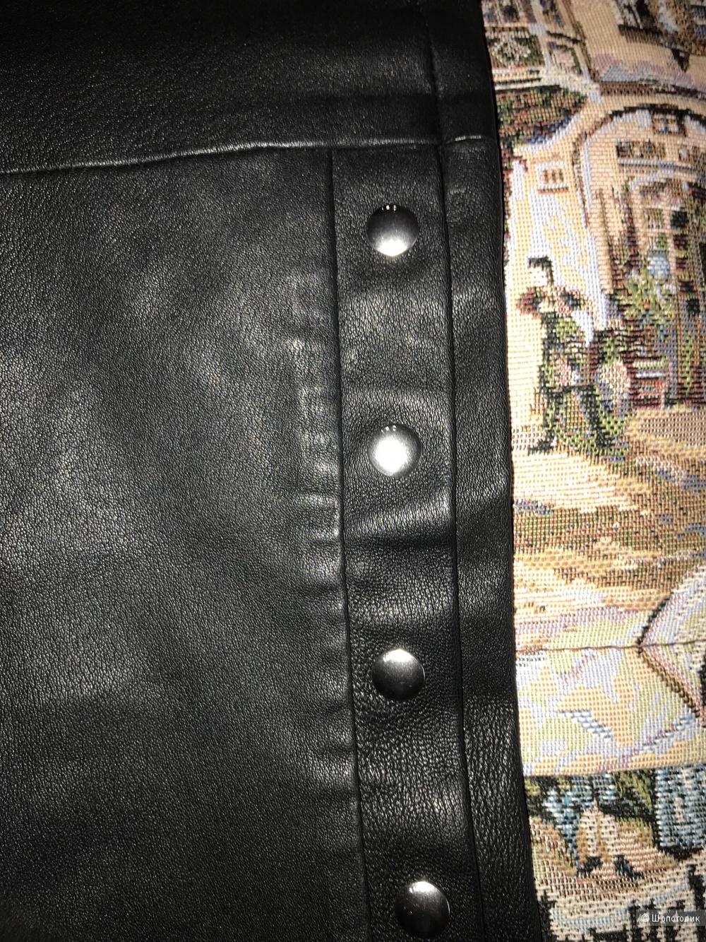 Новые Кожаные брюки IRO, 38 Fr