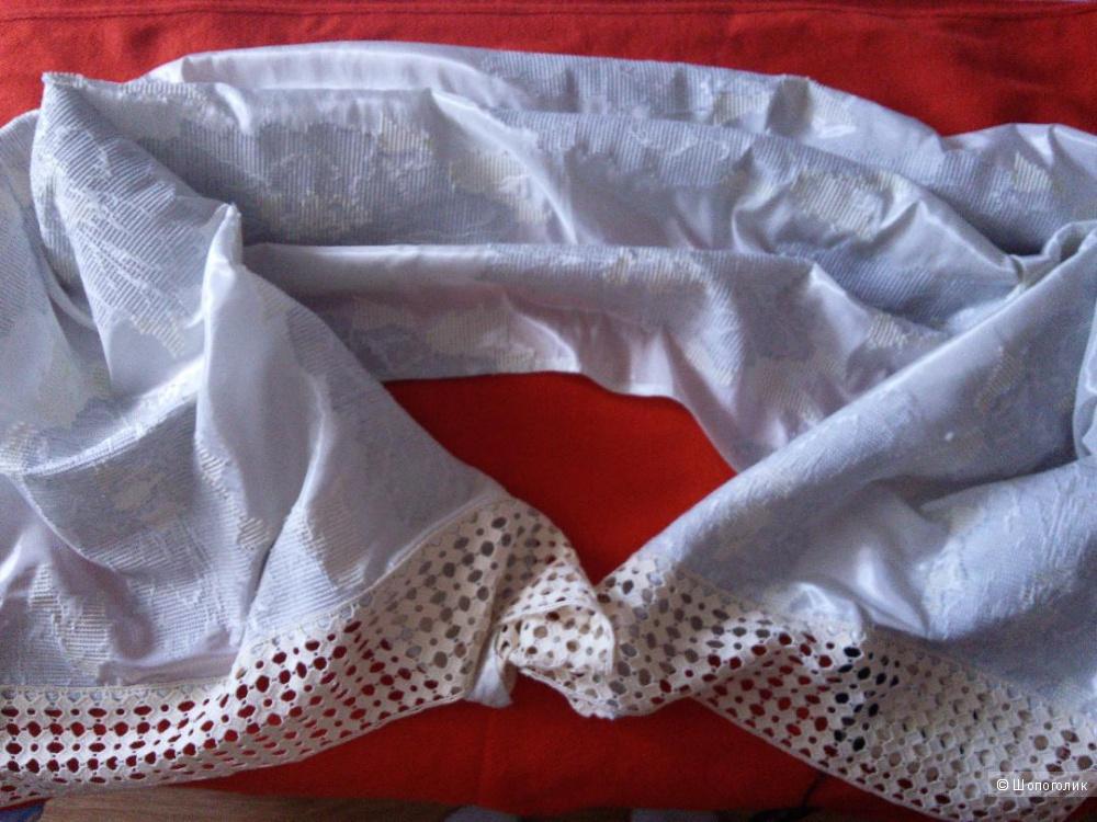 CLAUDIO CUTULI палантин 70 см на 180 см