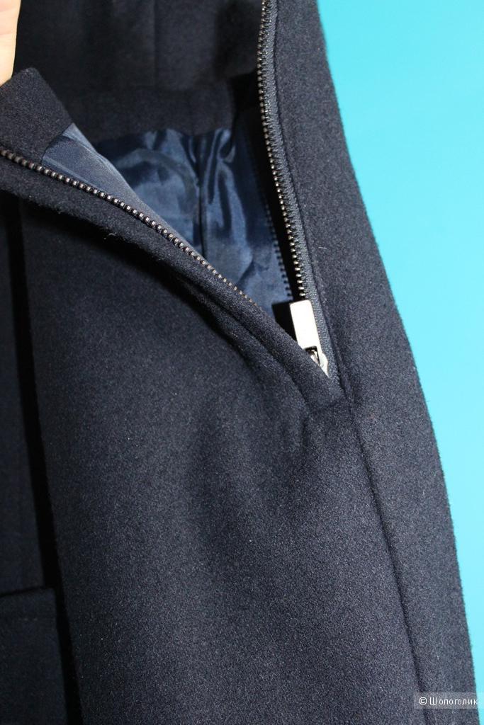 Полушерстяная утепленная куртка Springfield на 46-48