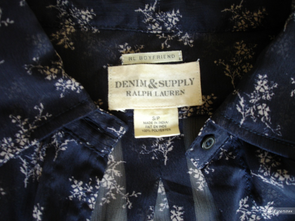 Рубашка Denim & Supply, Ralph Lauren, размер S