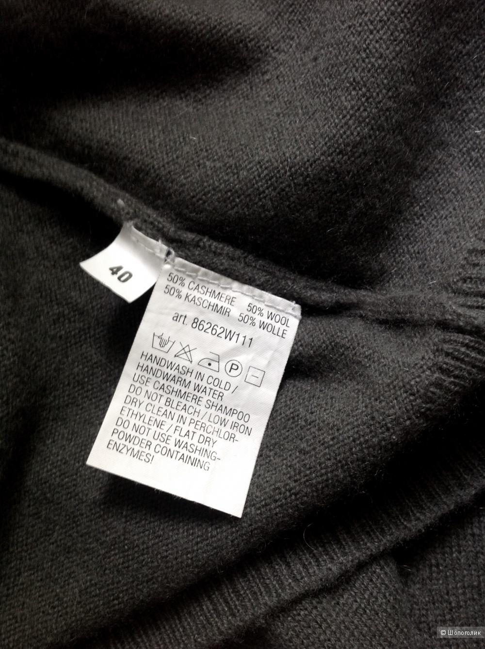 Кофта кашемир-шерсть Repeat, размер 48-50.