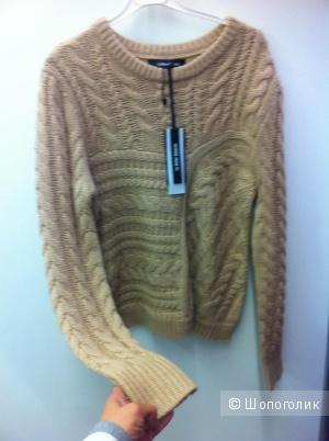 Новый свитер La Reine Blanche, оверсайз