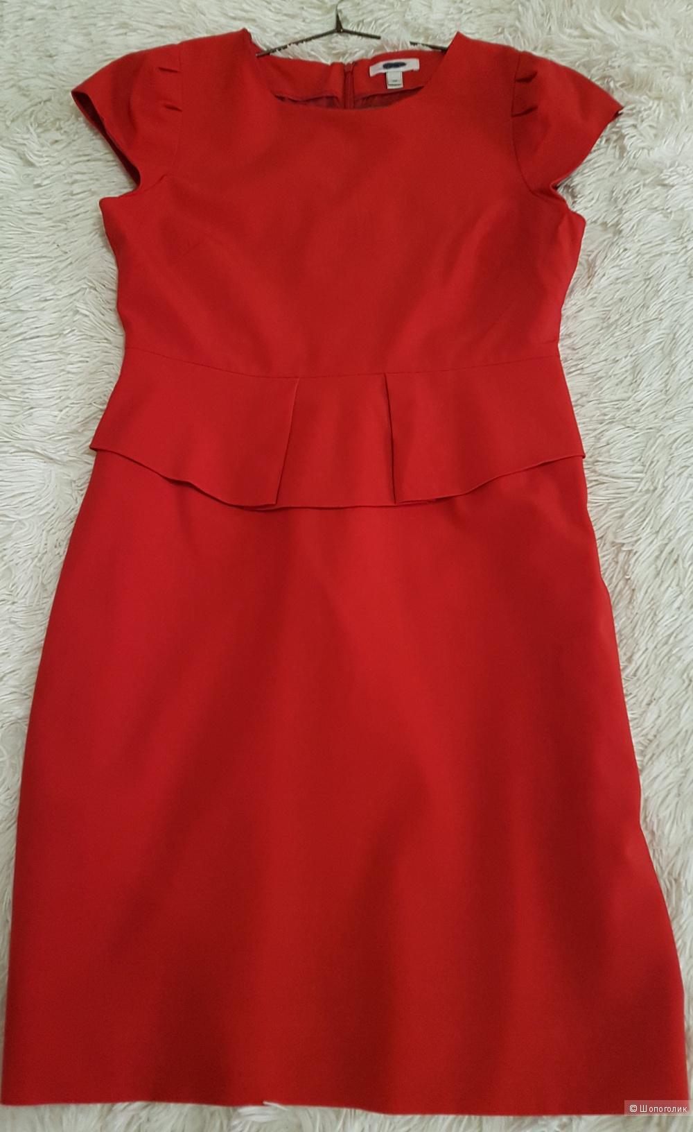 Платье JCrew 10 Petite или 46 р.