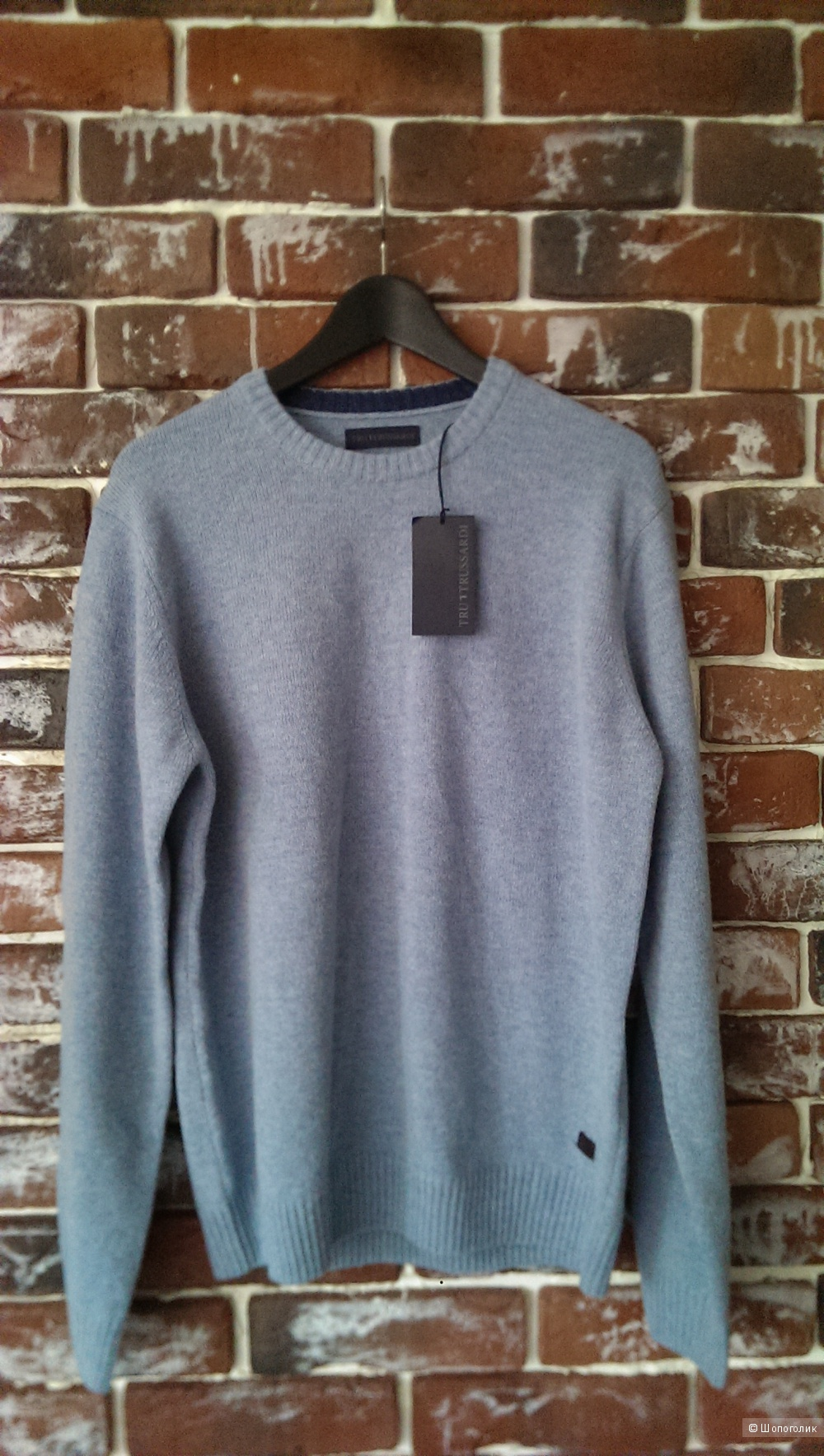 bcb12688d178 Мужской свитер TRU TRUSSARDI XL ( 52), в магазине YOOX — на Шопоголик