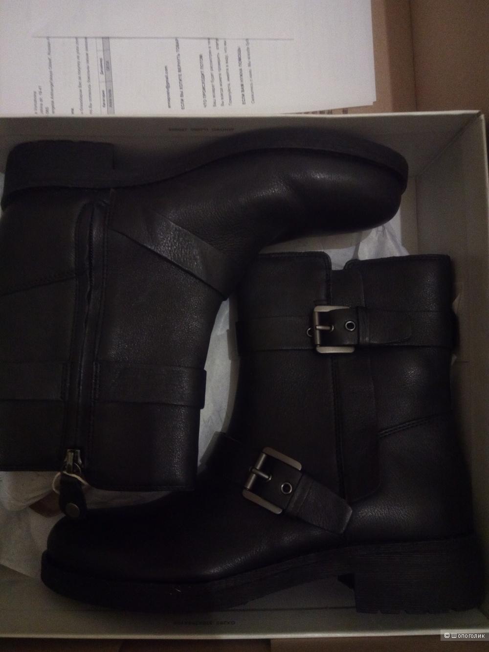 Полусапоги/высокие ботинки Geox 38 р-р