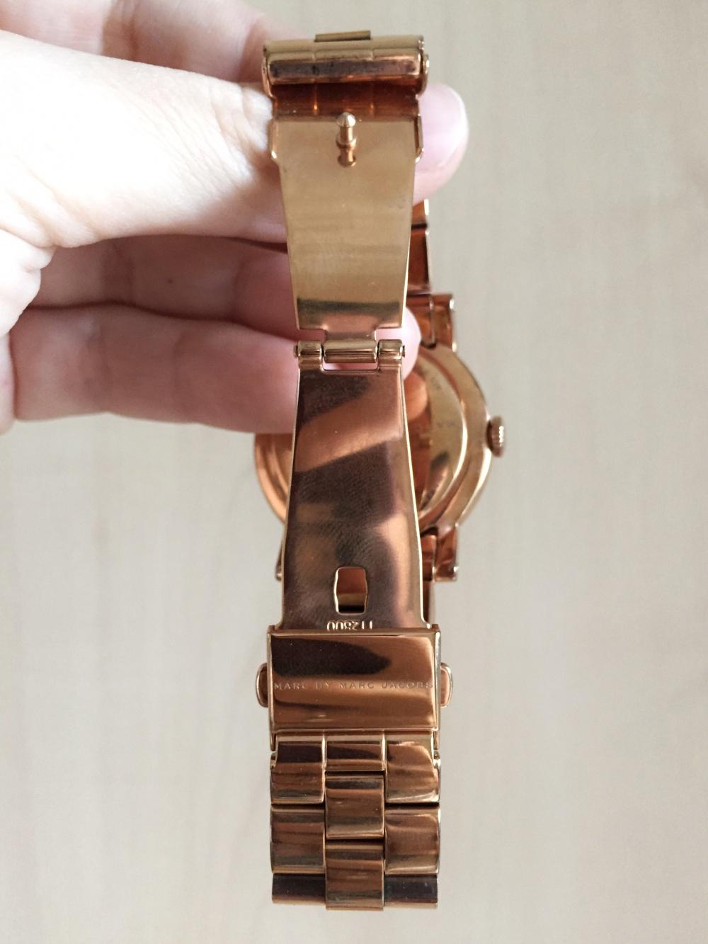 Часы Marc by Marc Jacobs MBM3077 Rose Gold