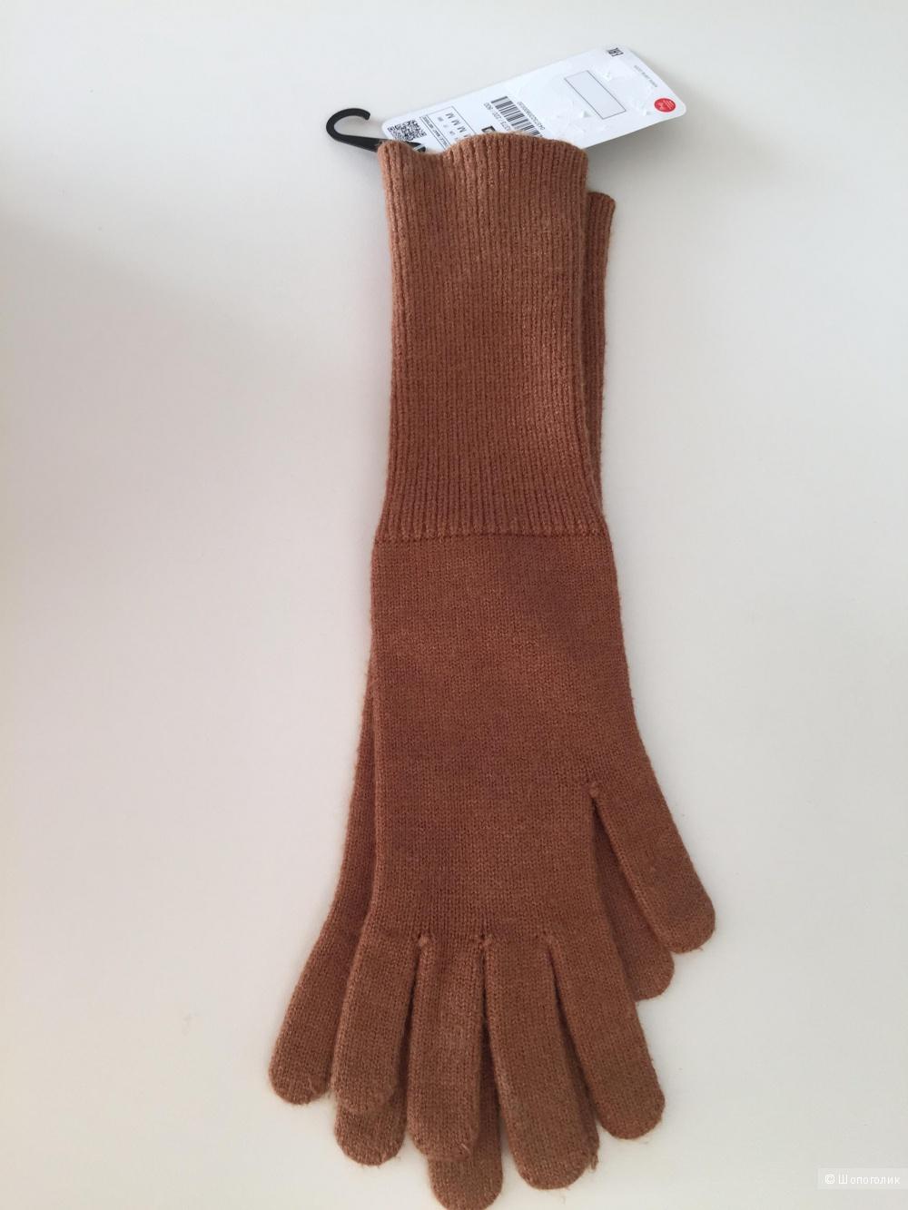 Перчатки женские Zara р М
