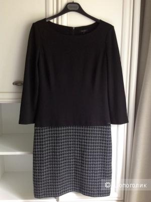 Платье  Claudia Strater в стиле шанель, размер 46-48.