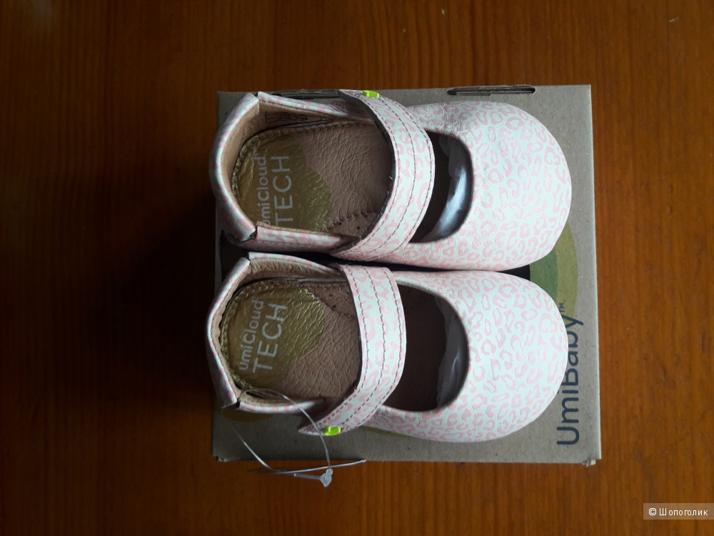 Новые туфельки фирмы Umi