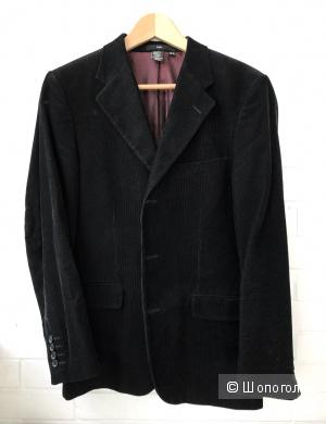 Вельветовый пиджак Zara, евро 46 размер