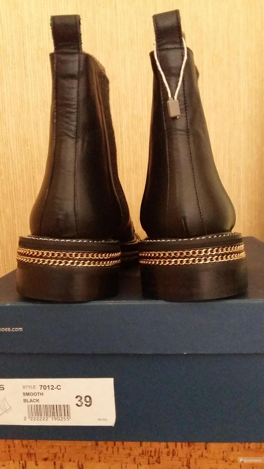 Ботинки-ЧЕЛСИ RAS 39EU