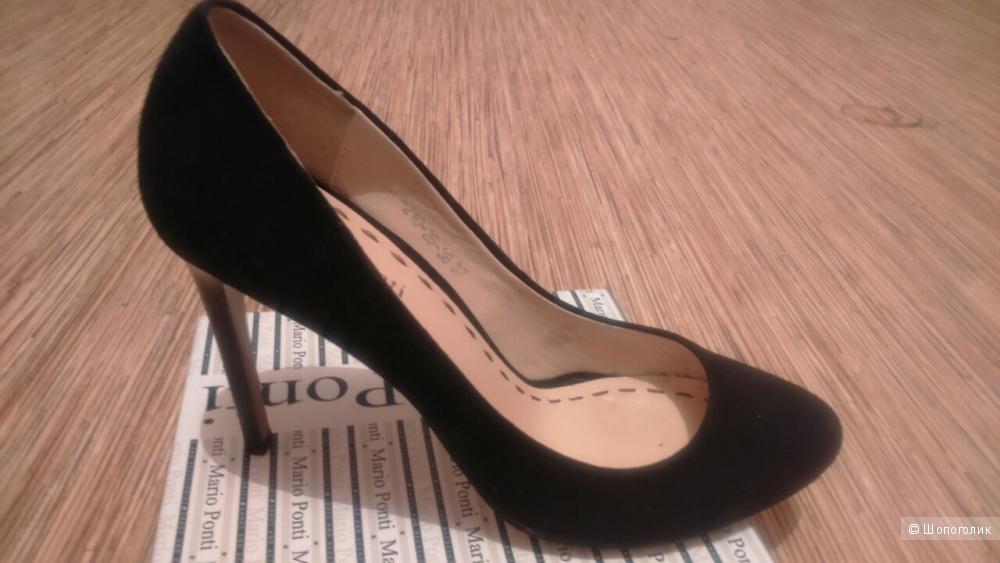 Туфли Mario Ponti,  37 размер.