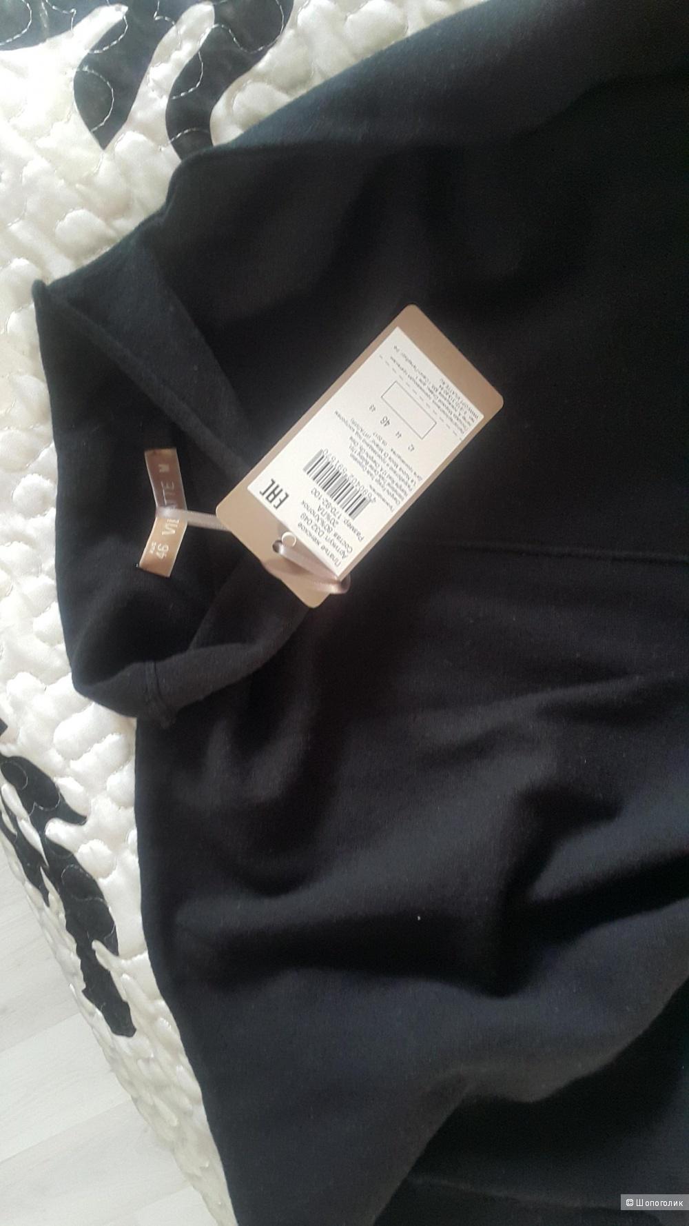 Платье-свитер размер 46.