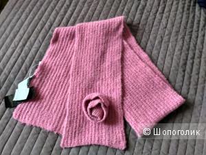 Новый шерстяной шарф Sonia Rykiel