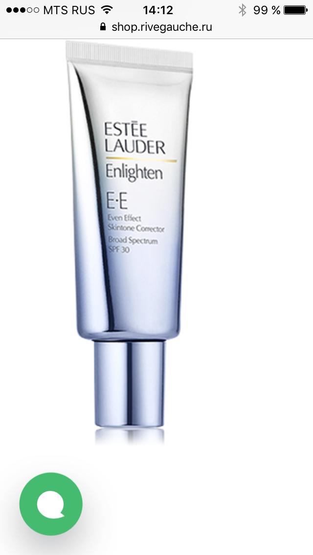 EE крем от Estée Lauder в оттенке medium + консилер