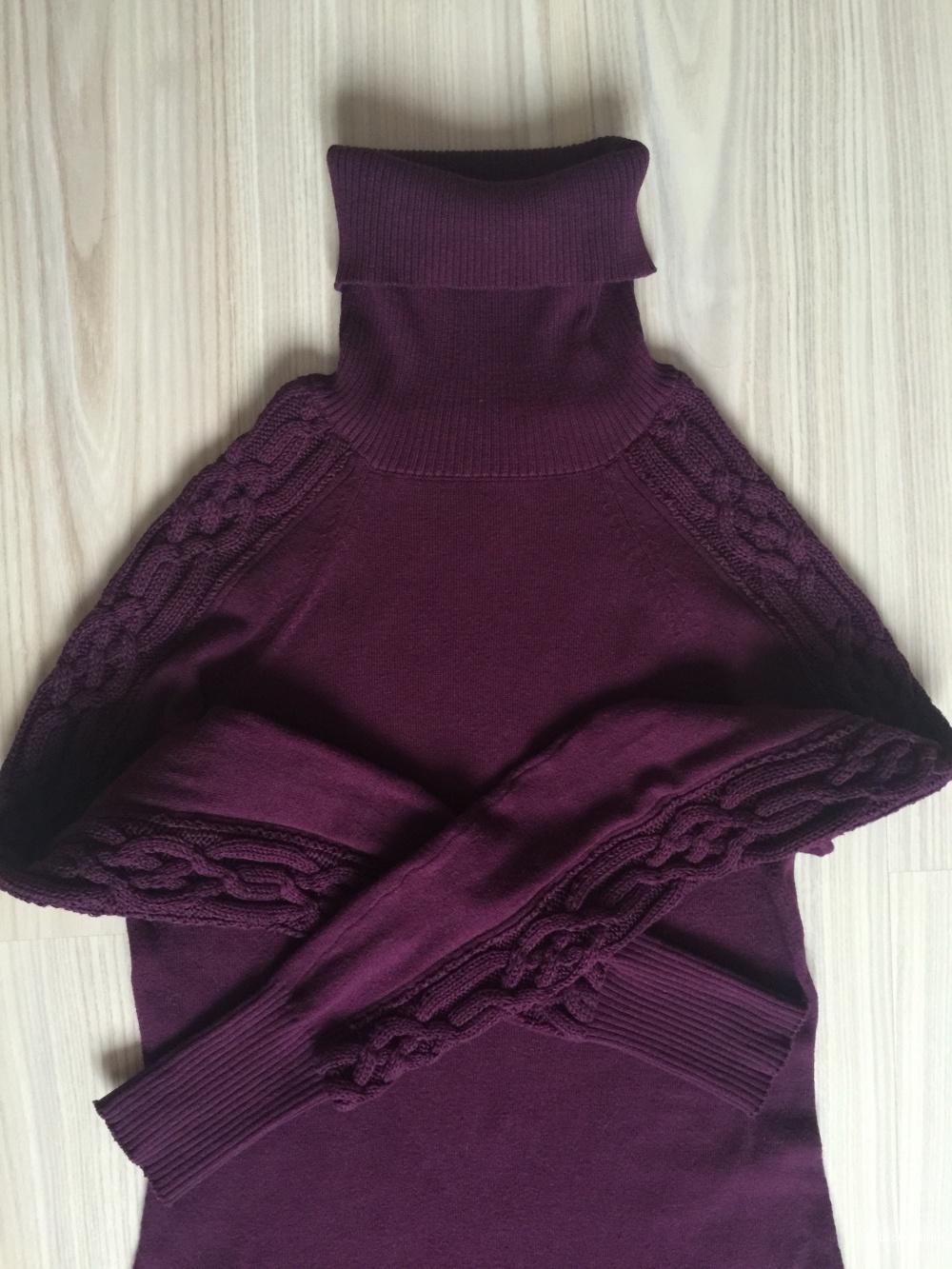 Платье вязаное moda international размер XS