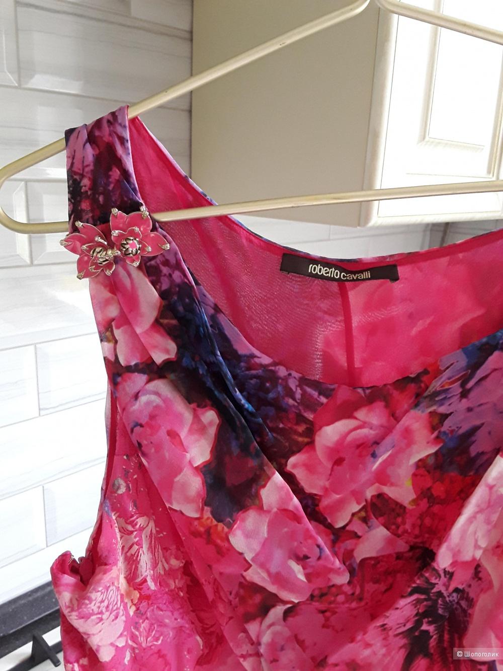 Платье Roberto Cavalli размер 48