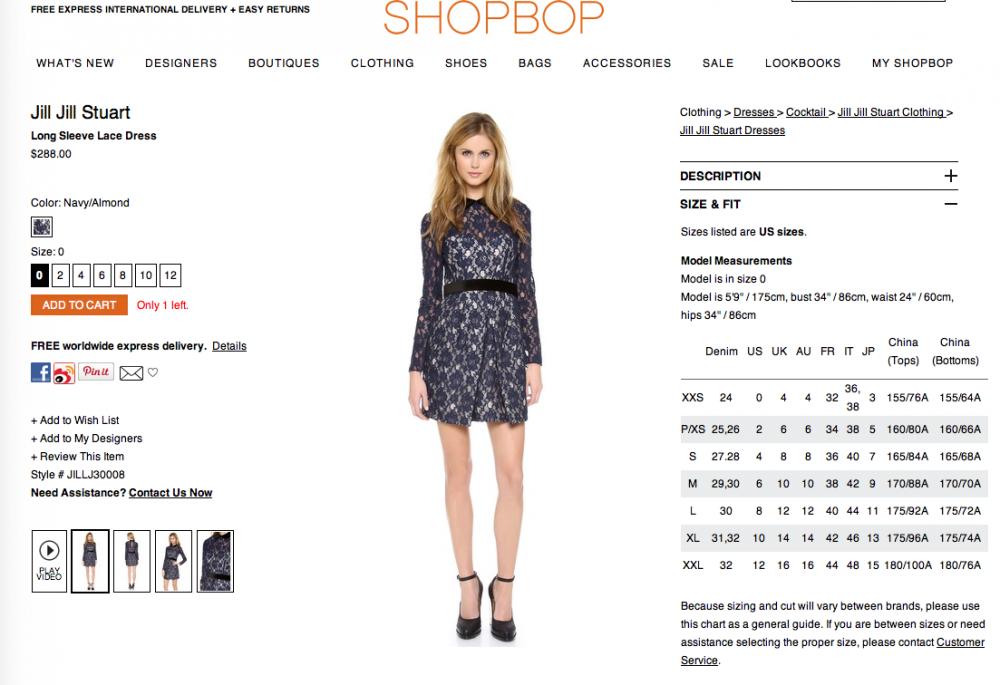 Оригинальное платье Jill Jill Stuart размер 40-42 (US0)