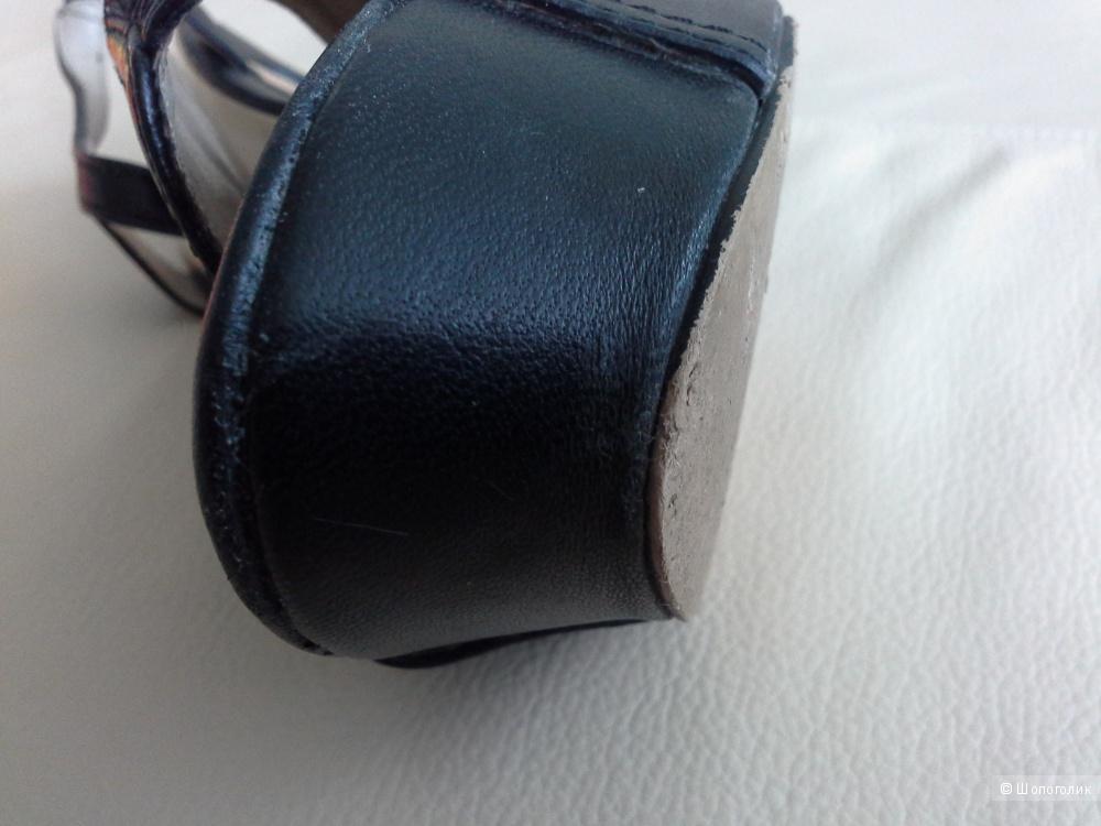 Кожаные босоножки  Cinti,  размер 37