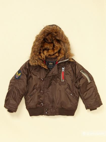 Детская куртка Alpha Industries