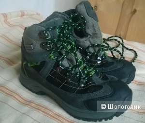 Ботинки зимние мембранные р.32 б/у