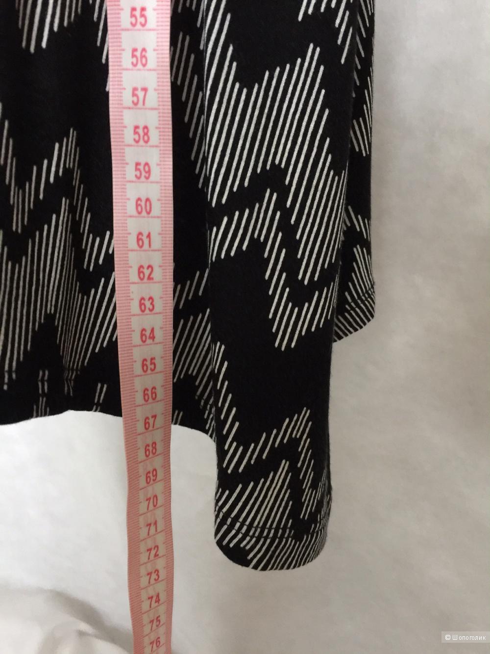 Юбка асимметричного кроя  марки AMISI  размер 44-46