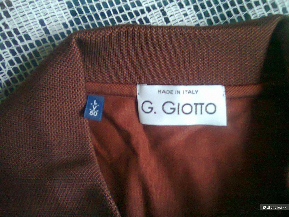 Мужское поло G.Giotto  Италия р.L (на 56-58) новое