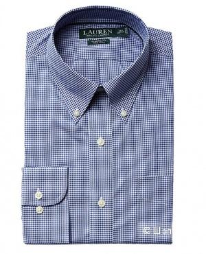 Мужская рубашка Ralph Lauren 15,5 (32-33)