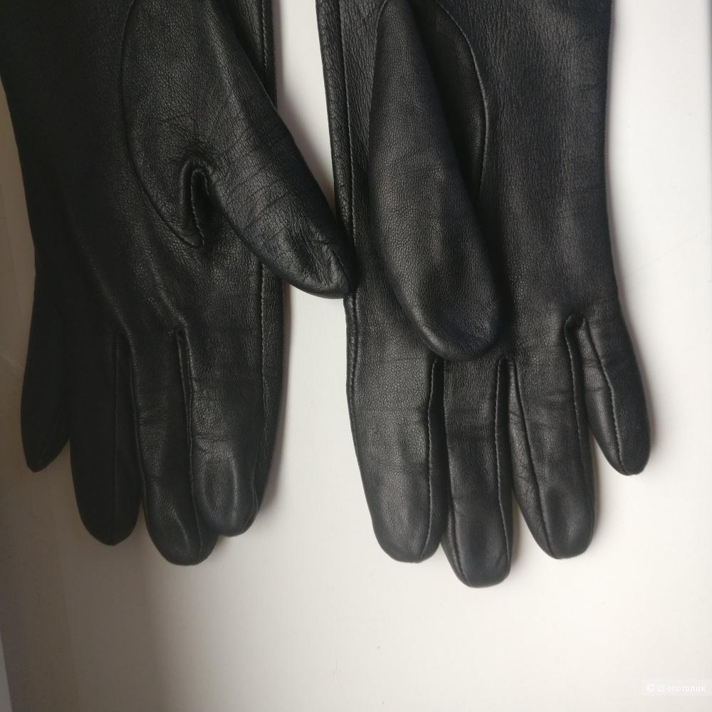 Перчатки кожаные Dr.Koffer р-р 6.5-7