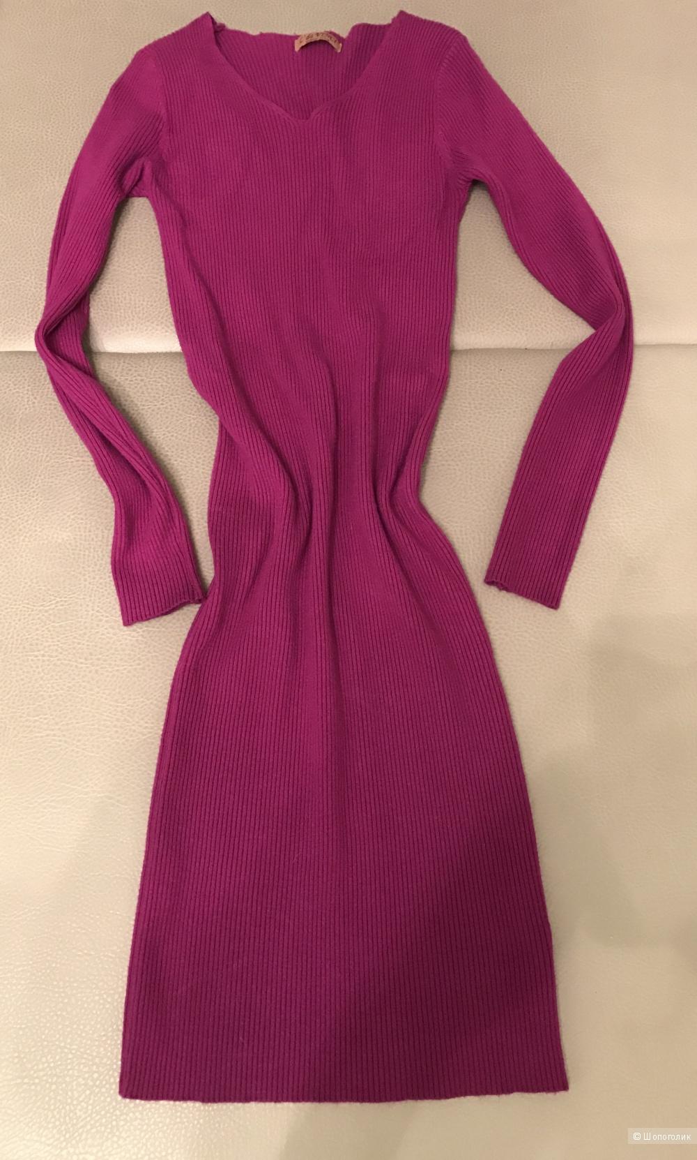 Платье-лапша, новое, размер S.
