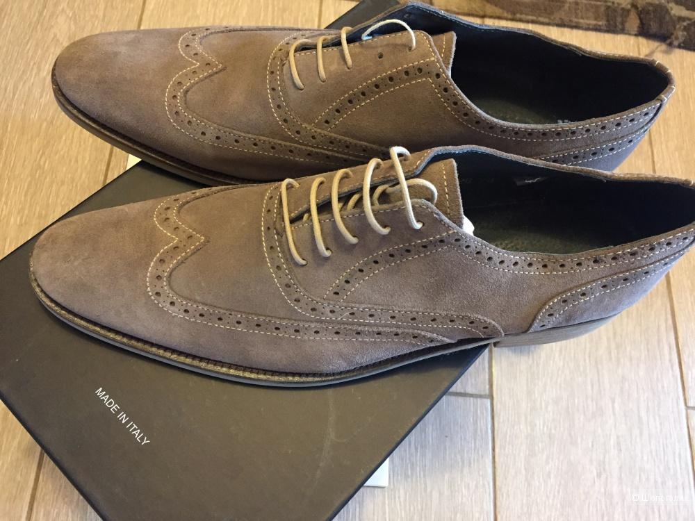 Мужские туфли Rochas 45-46