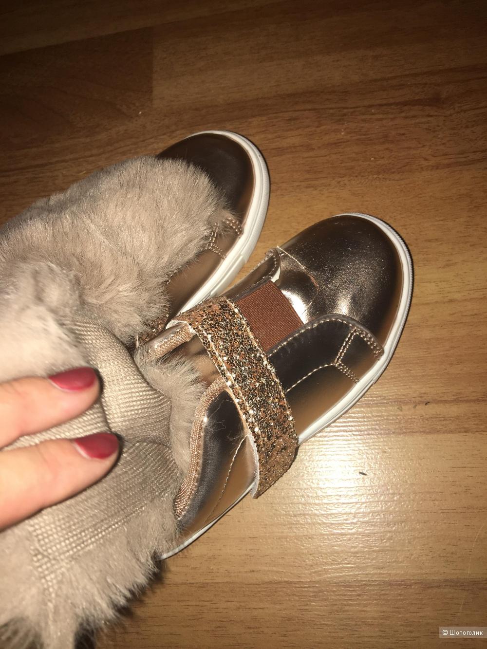 Модные ботиночки 29 размер