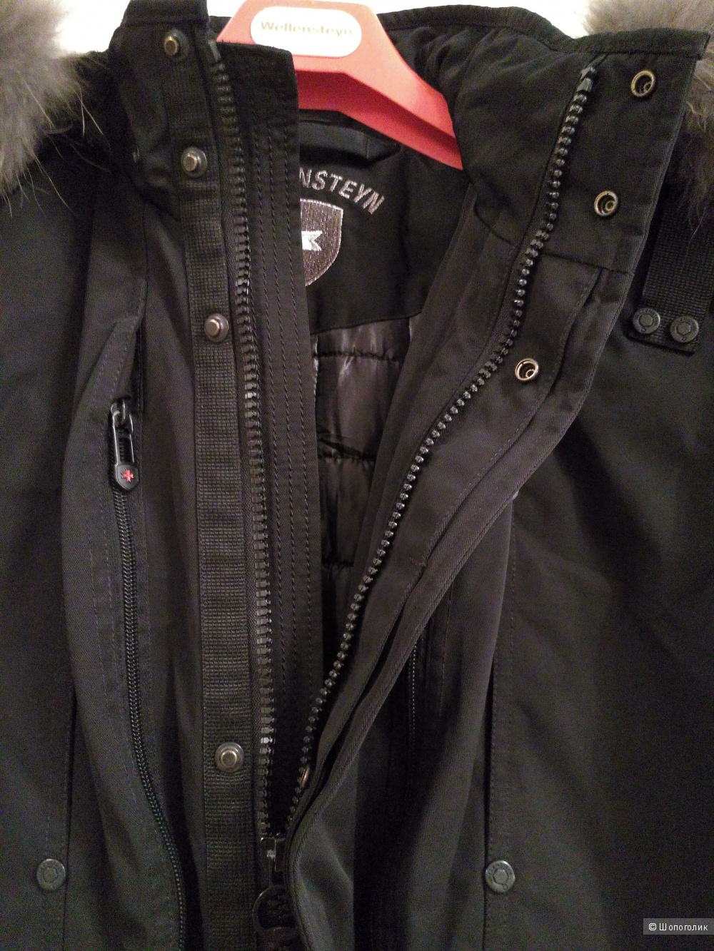 Куртка мужская Wellenstein, 54 р-р