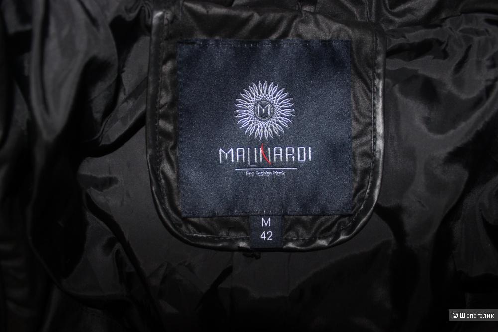 Пуховик MALINARDI, размер 42-44