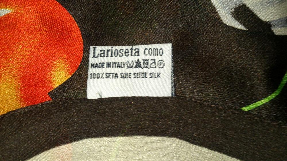 Шарф - палантин Moschino, размер 170х67, Италия