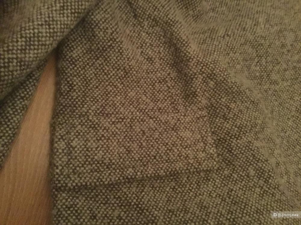 Шерстяная демисезонная куртка Miu Miu 46it