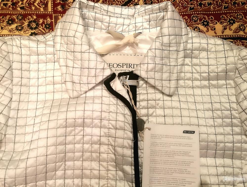 Стеганая куртка GEOSPIRIT р. 46 IT