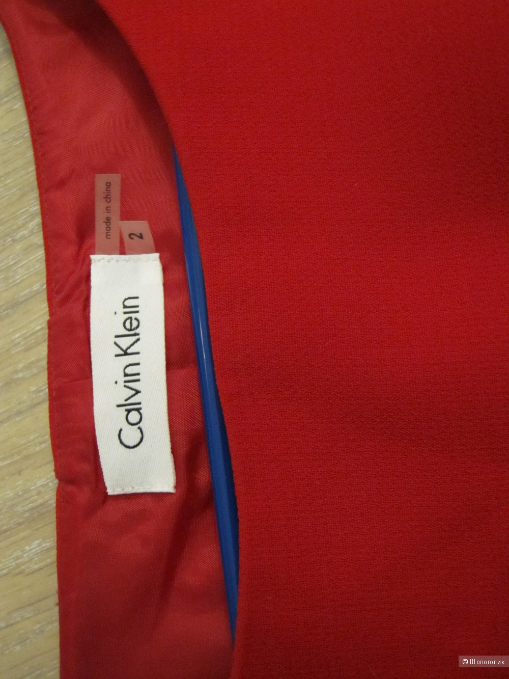 Платье Calvin Clein, размер 2 US