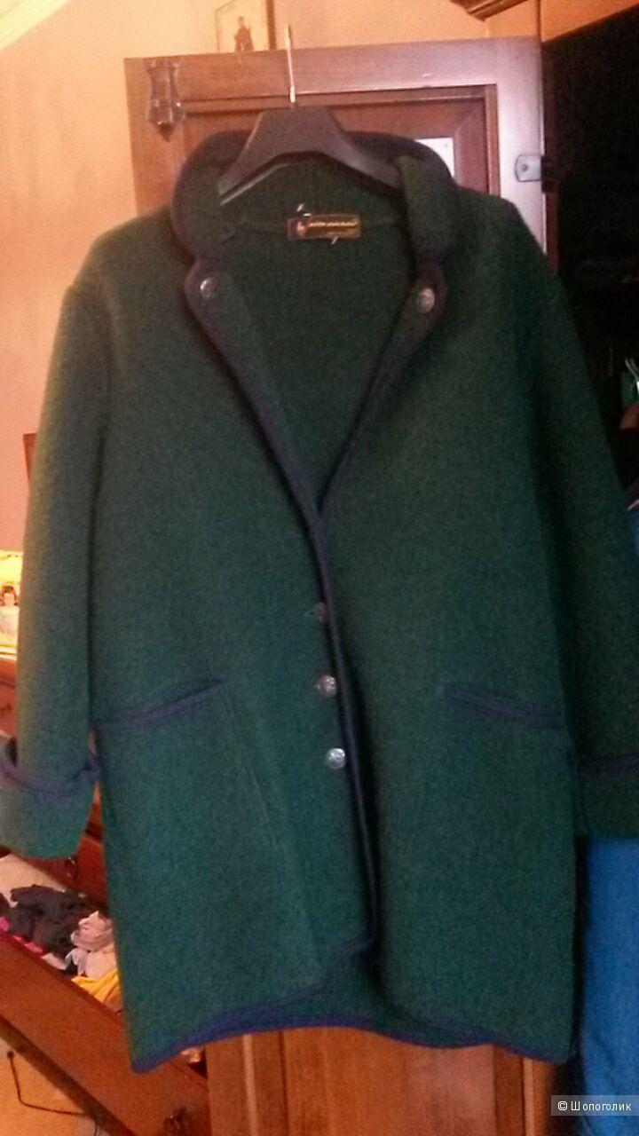 Австрийское шерстяное пальто, 48-50-52