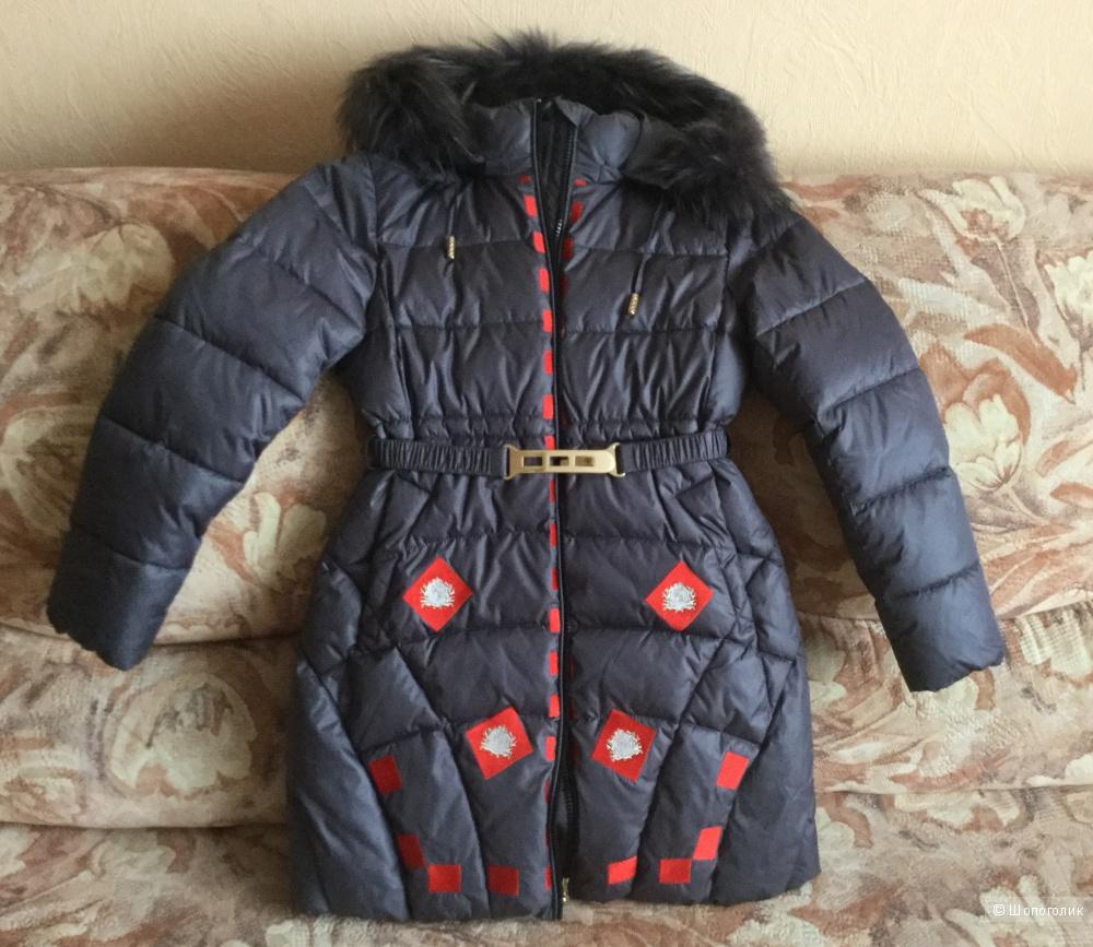 Пальто STEEN AGE, рост 128. Новое