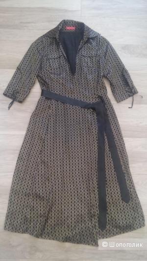 Платье шелковое  Apriori, 42-44 размер