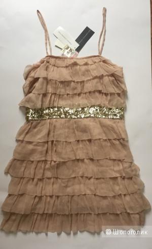 Новое платье коктейльное French Connection размер 42/44