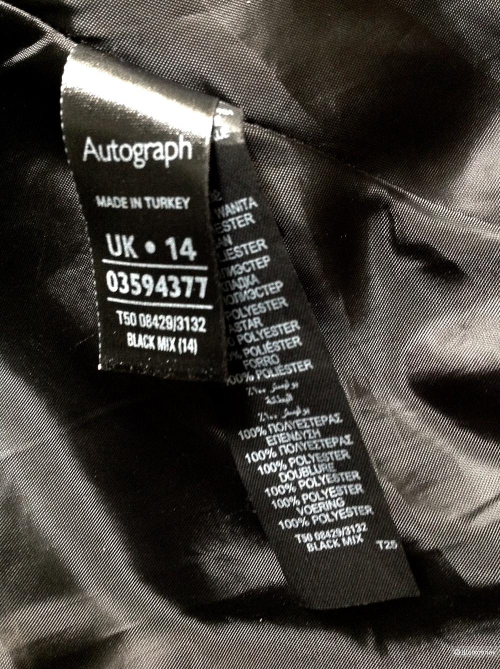 Платье M&S Autograph, размер 14 на 50.