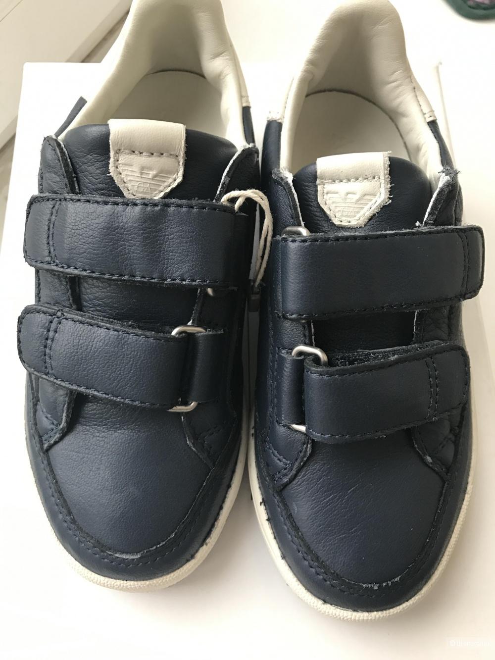 Кроссовки Armani juniors  29 размер