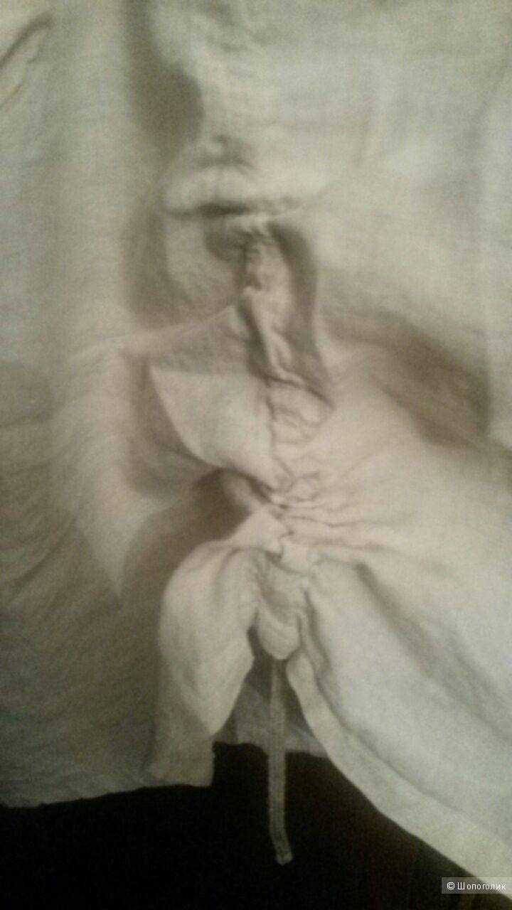 Льняная юбка Rosso 35, 48 размер