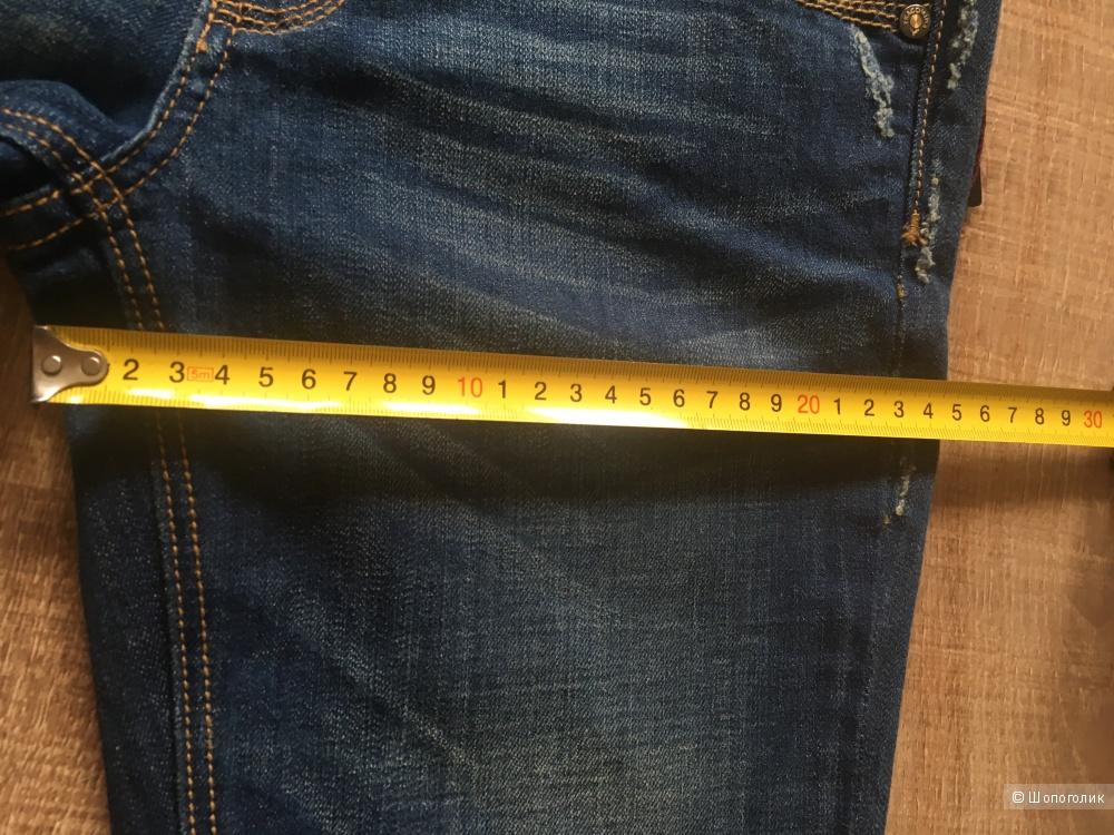 Джинсы Fracomina, новые с этикеткой, размер 26 (ит 40)